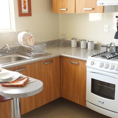 Cocina integral econ mica y 1 closet tec mac estado de - Muebles para cocina economica ...