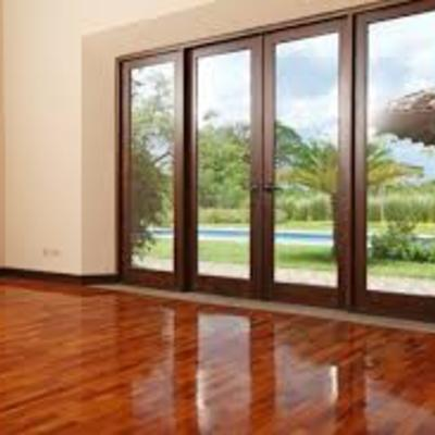 Un ventanal con puerta miguel hidalgo distrito federal for Presupuesto online ventanas aluminio