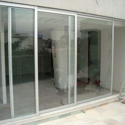 Cancel de aluminio blanco cuauht moc distrito federal for Puertas y ventanas de aluminio blanco precios