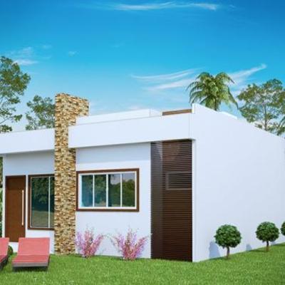 Construir casa moderna trabajo a realizar construir casa - Construir casa moderna ...