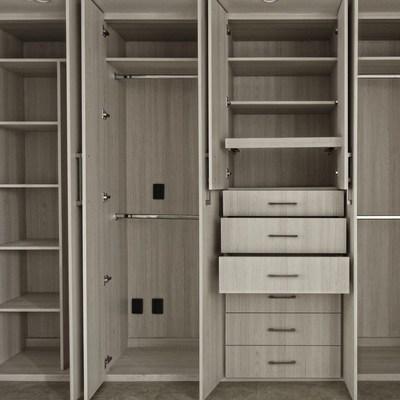Closer para recamara 2 cotizaciones diferentes modelos for Cotizacion de closets