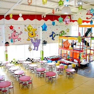 Sal n de fiestas infantiles nezahualc yotl estado de for Planos de salones