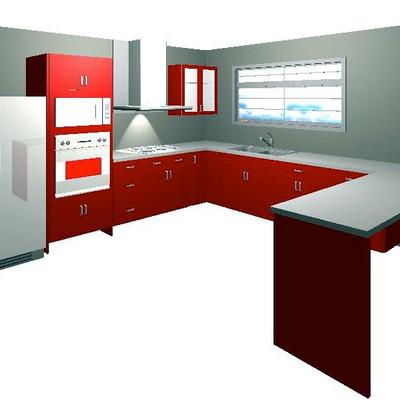 Diseño, fabricación e instalación de cocina integral - Cuernavaca ...