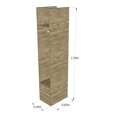 vestidor cl set de madera en toluca casa blanca metepec