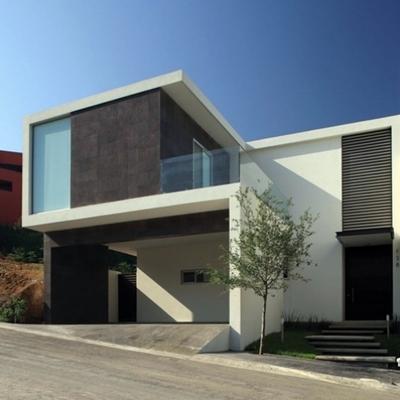 Casa minimalista zacatecas zacatecas habitissimo for Casa minimalista tres pisos