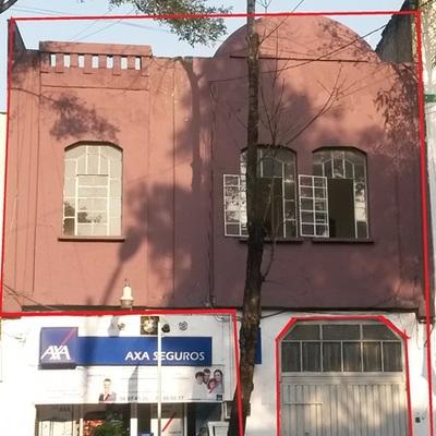 Pintar fachada en ciudad de mexico col roma sur for Presupuesto pintar fachada chalet