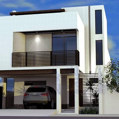 solicitud de presupuesto de casa minimalista de 3