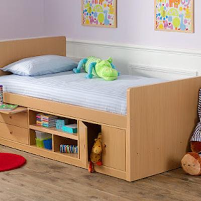Hacer una cama de madera de 95 x 1 40 para niños - Iztapalapa ...