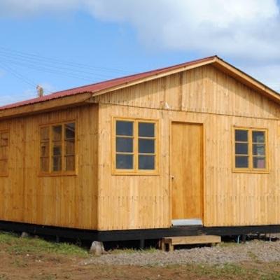 Construcci n casa de madera 60 metros prefabricada - Busco casa prefabricada ...