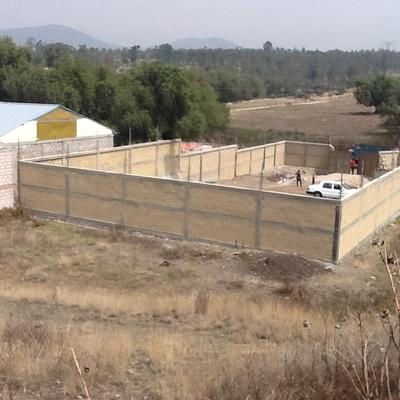 Construir casa 120 m2 de una sola planta tepetlaoxtoc for Construir casa precio m2