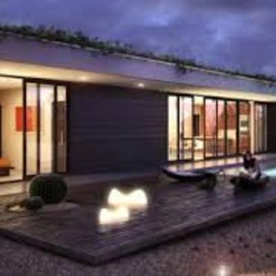 Construir casa prefabricada con 3 recamaras en un terreno de 300m2 morelia michoac n - Construir casa prefabricada ...