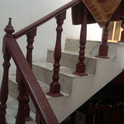 Cambio De Barandal Para Escalera 10 De Mayo Puebla