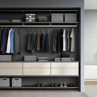 Vestidor abierto y closet cerrado zibat el marqu s for Closets queretaro
