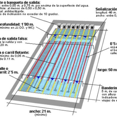 Construccion de alberca las flores p tzcuaro michoac n for Medidas de albercas para casas