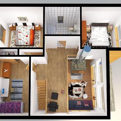Planos para construir una casa de 80 mt2 cuautitl n estado de m xico habitissimo - Permisos para construir una casa ...
