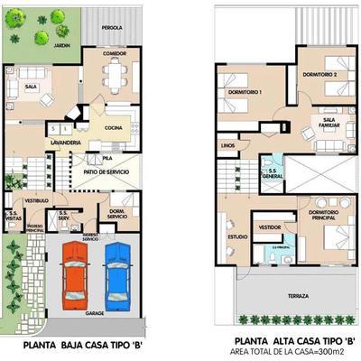 Presupuesto casa 2 pisos toluca estado de m xico for Realizar planos de casas gratis