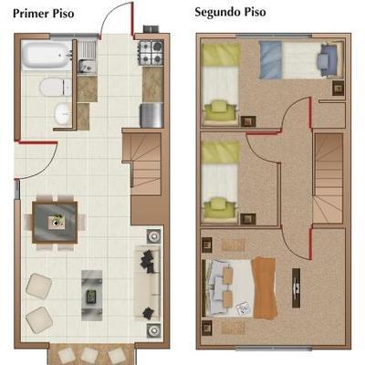 Construir casa de 2 pisos saltillo coahuila habitissimo for Realizar planos de casas gratis