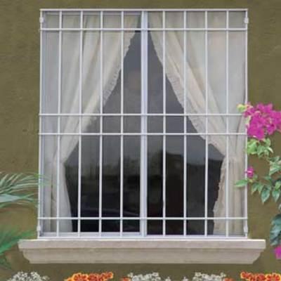 Fabricacion e intalacion de protectores de ventanas para - Proteccion para casas ...