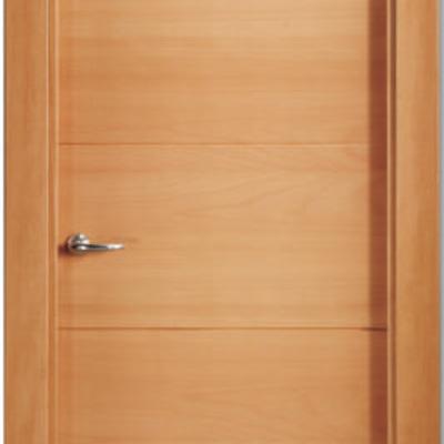 Puertas de madera o prefabricadas para interior de casa for Cuanto cuesta una puerta de madera