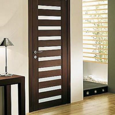Fabricaci n de puertas de madera minimalistas coyoac n for Puertas para recamaras modernas