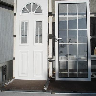 Proveer 1 puerta de aluminio de 2 20 de largo por 1 00 - Modelo de puertas de aluminio ...