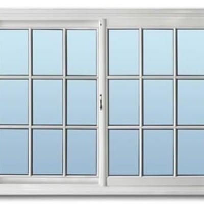 Proveer ventanas de aluminio blanco de 1 60x1 40m una de1 for Aberturas de aluminio blanco precios rosario