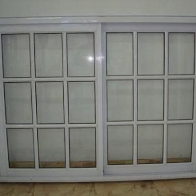 Instalar ventanas de 1 5 x 1 2 de aluminio blanco san - Instalar ventana aluminio ...