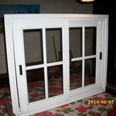 Suministro e instalacion de ventanas para ampliaci n de for Puertas de aluminio para habitaciones