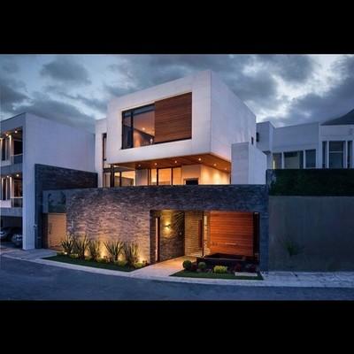 Construccion de casa moderna centro tabasco habitissimo - Construccion de casas modernas ...