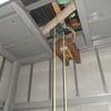 Instalacion de un elevador de carga y pasajeros