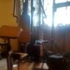 Mudanza de muebles de hogar y 3 aparatos de gimnasio.