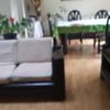 Muebles de madera rústica raspar resanar volver a pintar