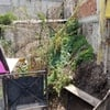 Nivelacion de terreno y construcción de muro de contención