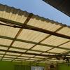 Remodelar el techo de un patio en azotea
