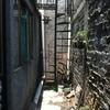 Cambiar una escalera de caracol por una recta de herrería