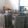 Flete foraneo torton completo para 15 tons de acero trabajado