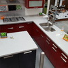 Como fue cocina de exibicion hay que hacer reparaciones menores