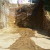Diseño de planos para la construcción de obra en terreno a desnivel y con humedad