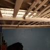 Poner techo de madera de dos aguas