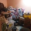 Limpieza de casa por síndrome de diògenes
