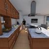 Decoracion y amueblado casa habitacional