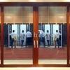 Ventanales,puerta y Ventanas de Aluminio Color Champàgne