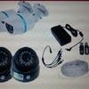 Proveer e instalar cámaras de vigilancia
