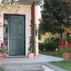 puertas de seguridad para casa residencial y protección de ventanas