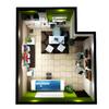 Decoración de Interiores Oficina