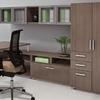Hacer mueble librero a medida para oficina