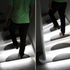 Instalacion de escaleras led