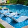 Alberca rectangular con jacuzzi atlixco puebla for Cuanto sale construir una piscina
