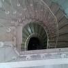Pasamanos para escalera de medio punto en veracruz