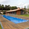 Carril simple de natación